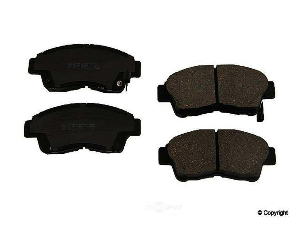 Meyle -  Ceramic Disc Brake Pad Set - WDX 520 05620 504