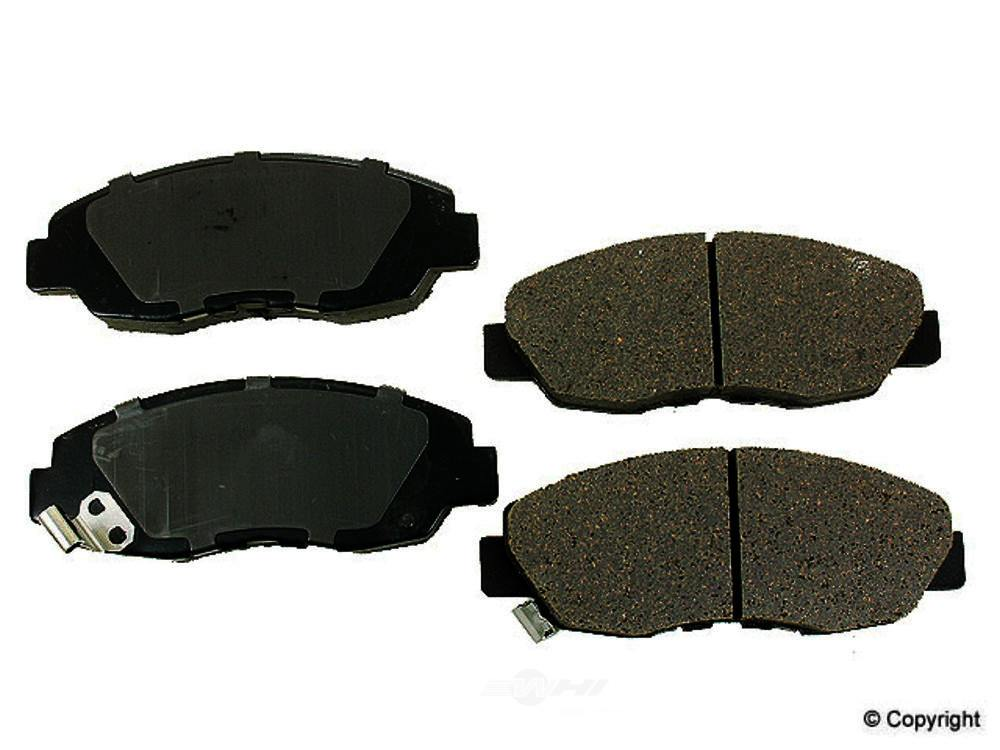 Advics -  Disc Brake Pad Set - WDX 520 04650 032