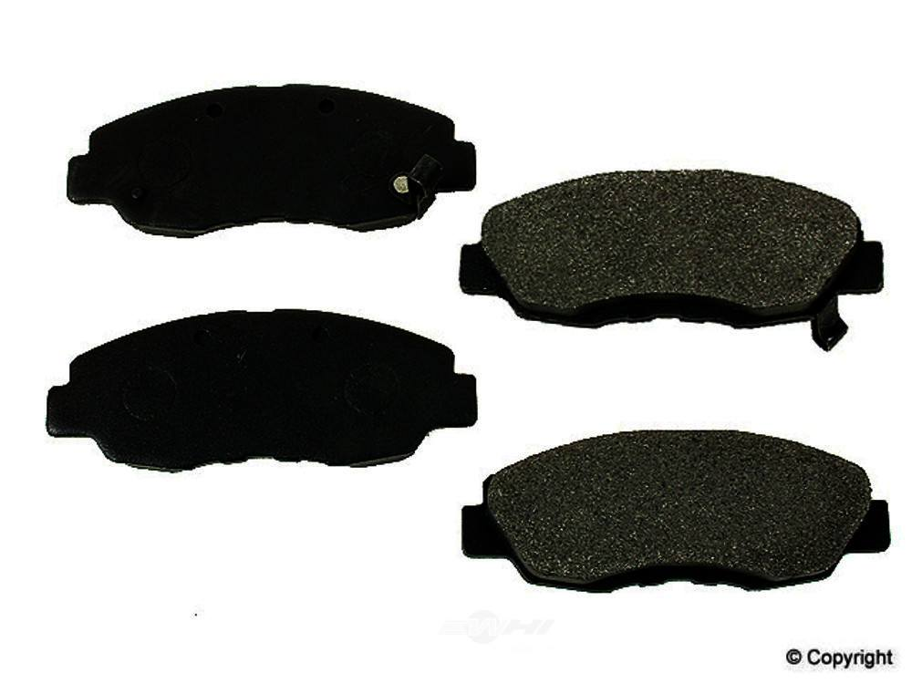 Meyle -  Semi Metallic Disc Brake Pad Set - WDX 520 04650 503