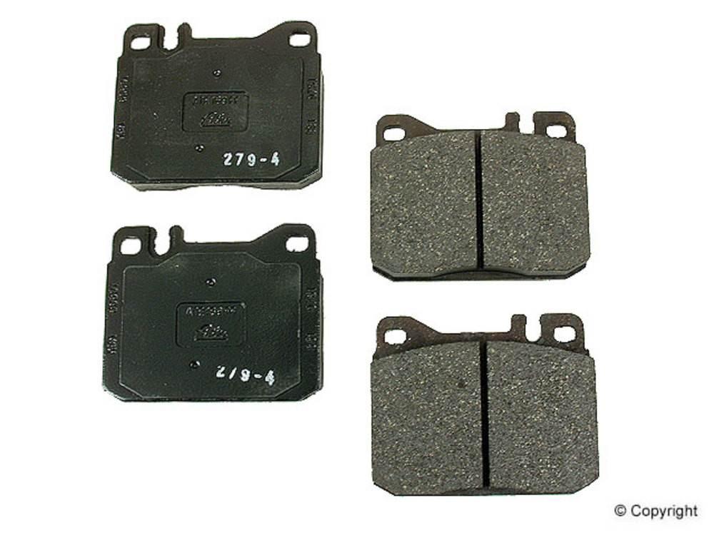 Ate - Ate Disc Brake Pad Set (Front) - IMM 609029