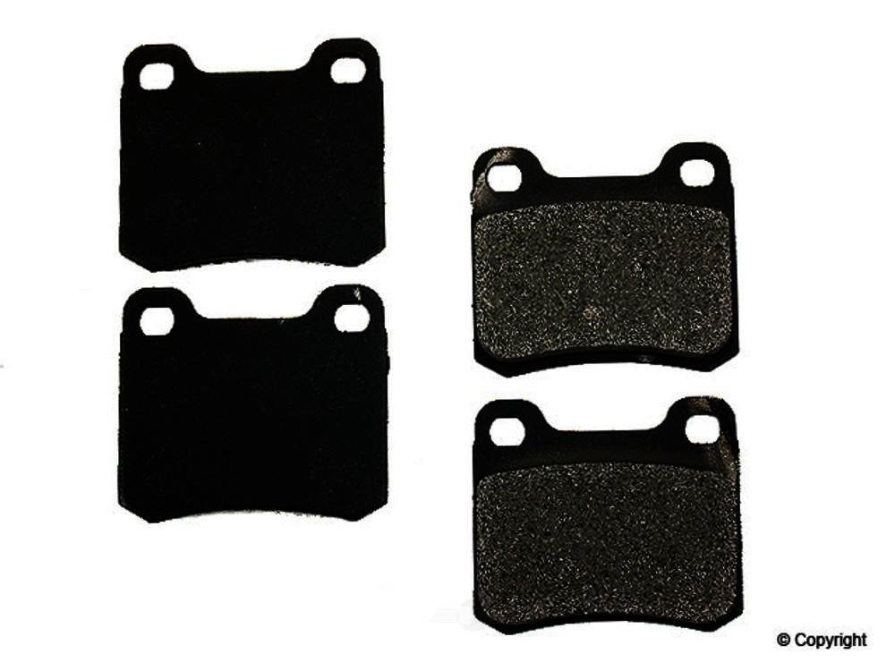 Meyle -  Semi Metallic Disc Brake Pad Set - WDX 520 03350 503