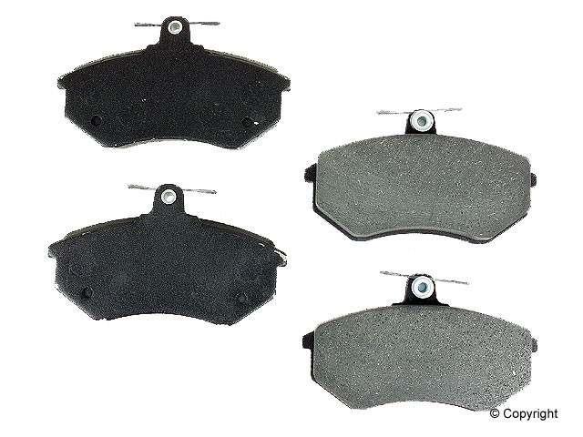 Friction Tech - Friction Tech Disc Brake Pad - WDX 520 02270 623