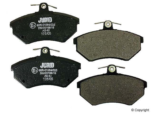 Jurid - Jurid Disc Brake Pad - WDX 520 06840 049