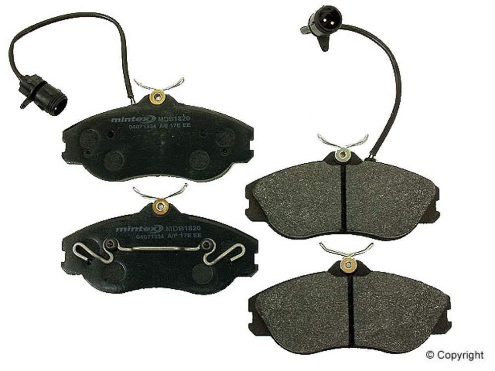 Mintex - Mintex Disc Brake Pad Set (Front) - IMM MDB1820