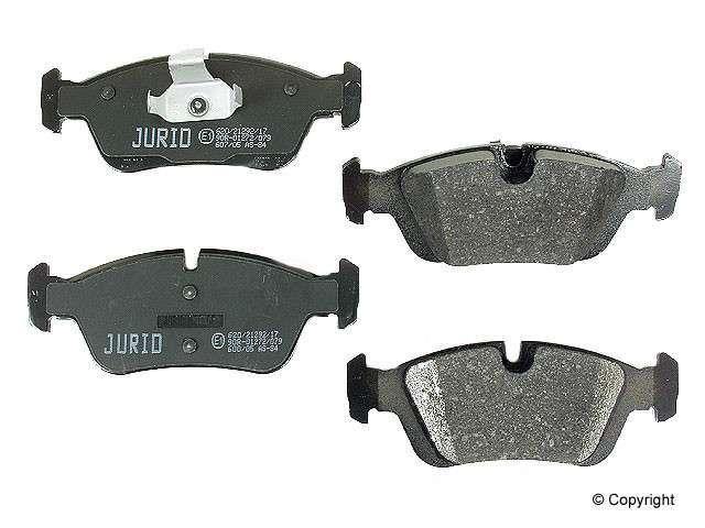 Jurid - Jurid Disc Brake Pad - WDX 520 07810 049