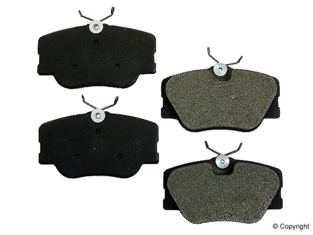 Meyle -  Semi Metallic Disc Brake Pad Set (Front) - IMM 7311 D423 PMQ