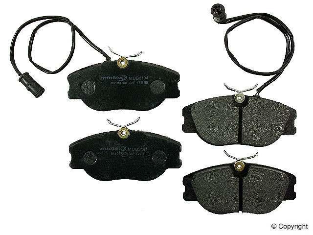 INTERAMERICAN MOTOR CORPORATION - Mintex Disc Brake Pad - IMO D 590 MTX