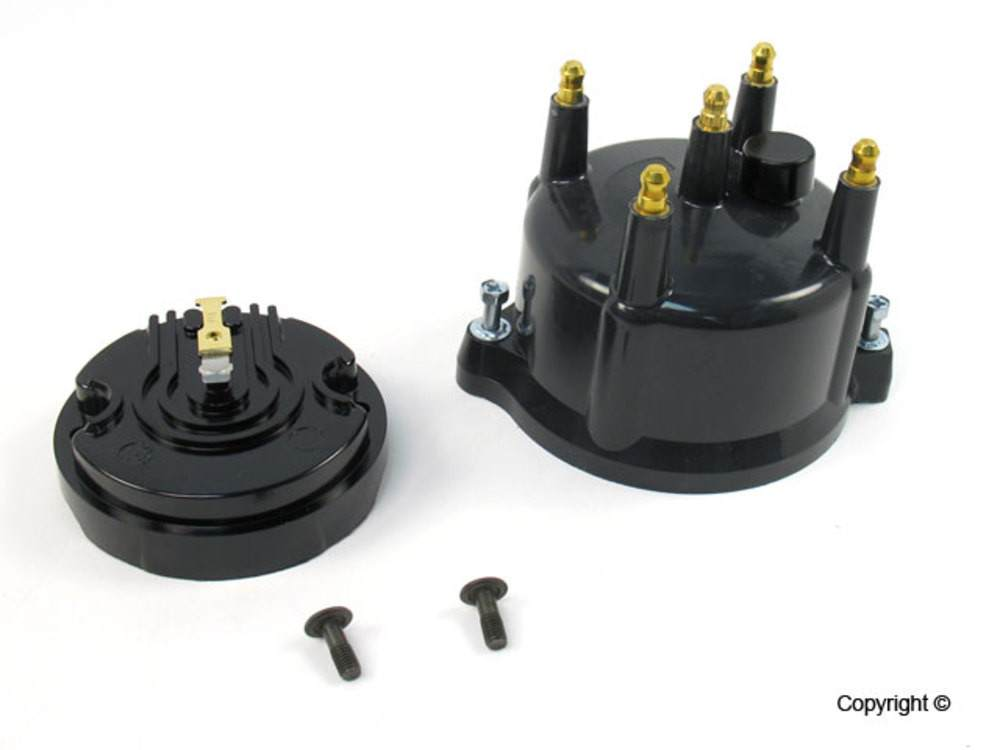 WD EXPRESS - Pertronix Distributor Cap and Rotor Kit Distributor Cap and Rotor Kit - WDX 735 54002 942