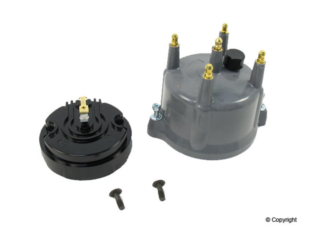 WD EXPRESS - Pertronix Distributor Cap and Rotor Kit Distributor Cap and Rotor Kit - WDX 735 54003 942