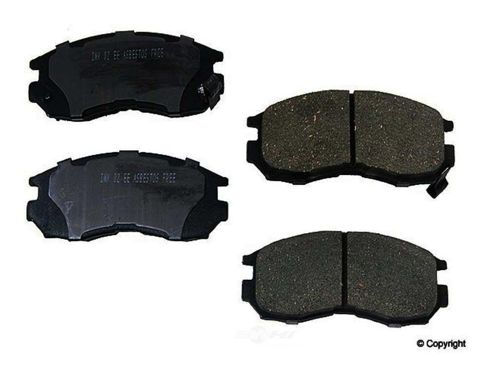 Meyle -  Ceramic Disc Brake Pad Set - WDX 520 04840 504