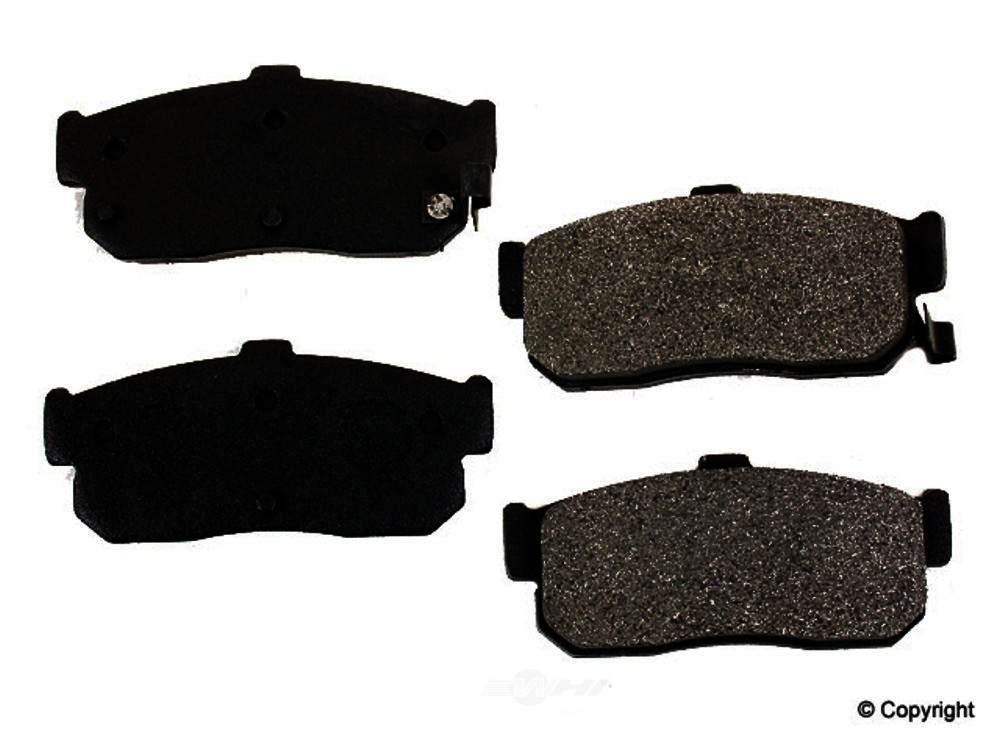 Meyle -  Semi Metallic Disc Brake Pad Set - WDX 520 05400 503