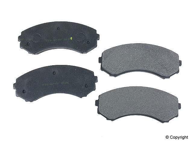 Friction Tech - Friction Tech Disc Brake Pad - WDX 520 05500 623