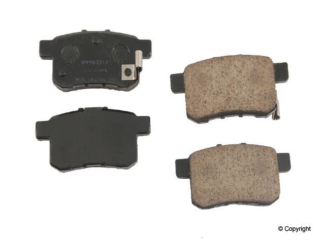 IMC - Genuine Disc Brake Pad - IMC 520 13360 001
