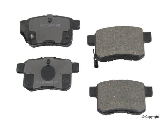 IMC - Meyle Ceramic Disc Brake Pad - IMC 520 13360 504