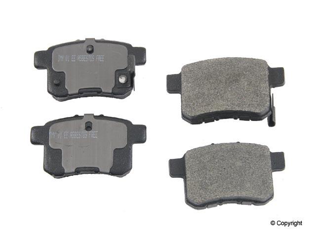 IMC - Meyle Semi Metallic Disc Brake Pad - IMC 520 13360 503