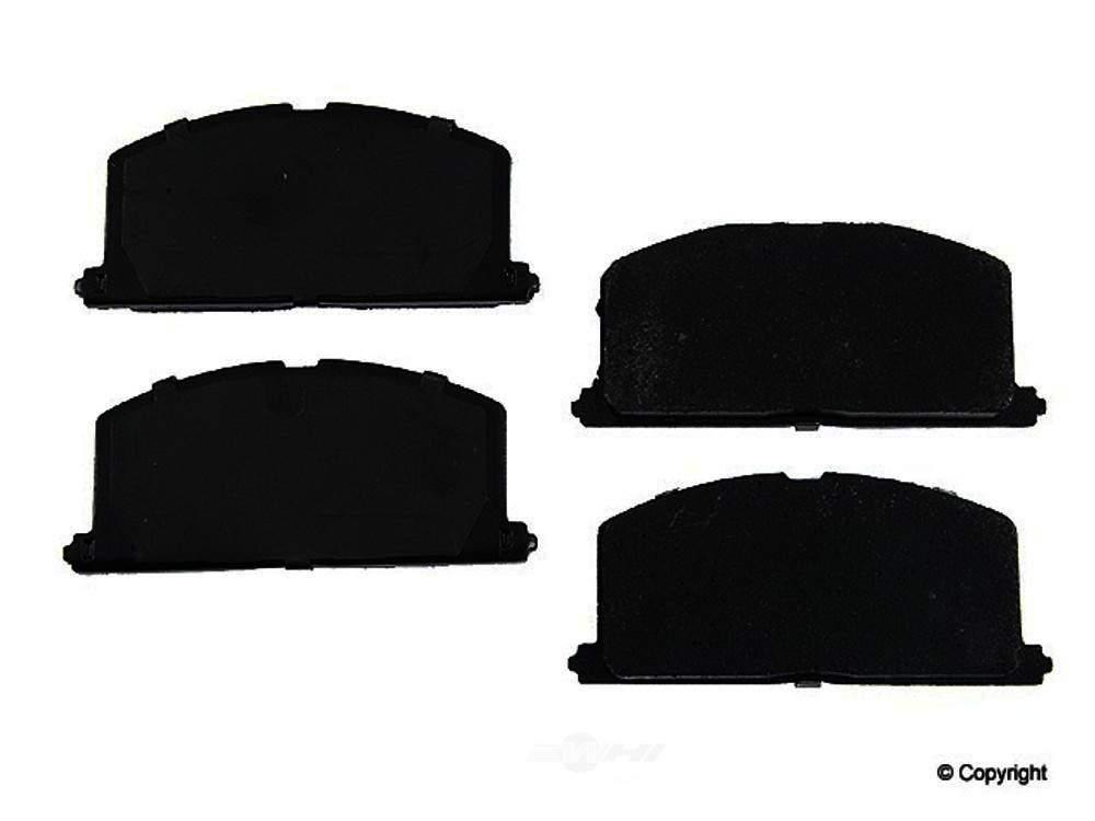 Original -  Performance Semi-Met Disc Brake Pad Set - WDX 520 02410 507