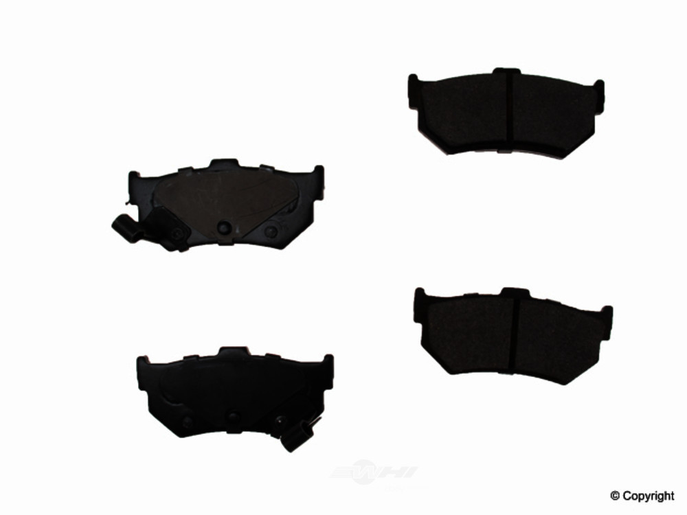 Original -  Performance Ceramic Disc Brake Pad Set - WDX 520 02770 508