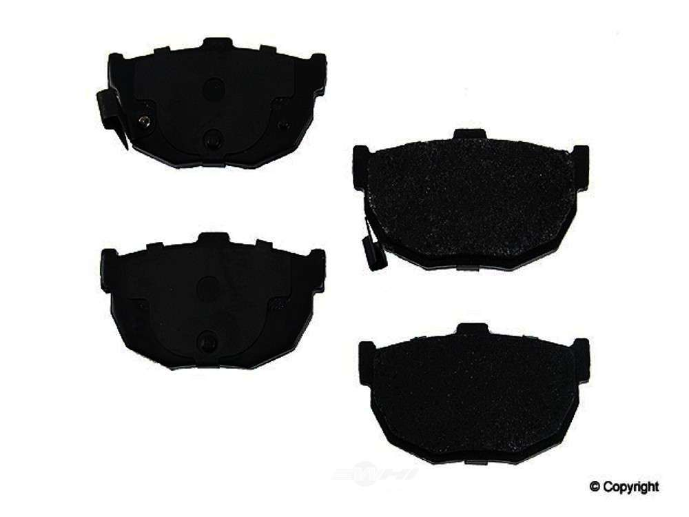Original -  Performance Semi-Met Disc Brake Pad Set - WDX 520 03230 507