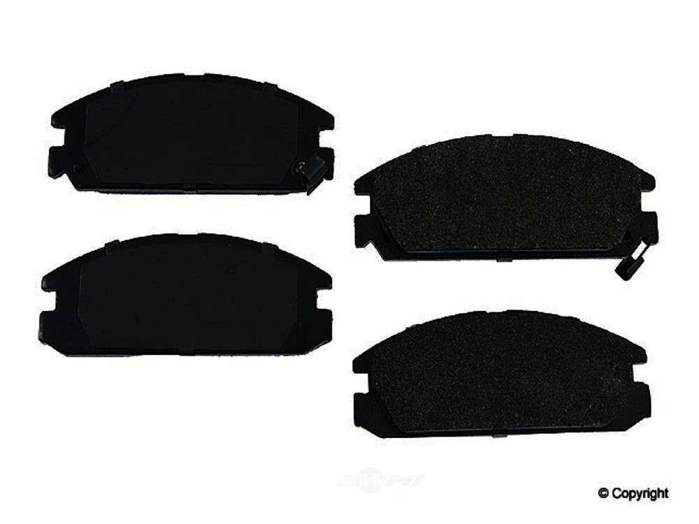 Original -  Performance Semi-Met Disc Brake Pad Set - WDX 520 03340 507