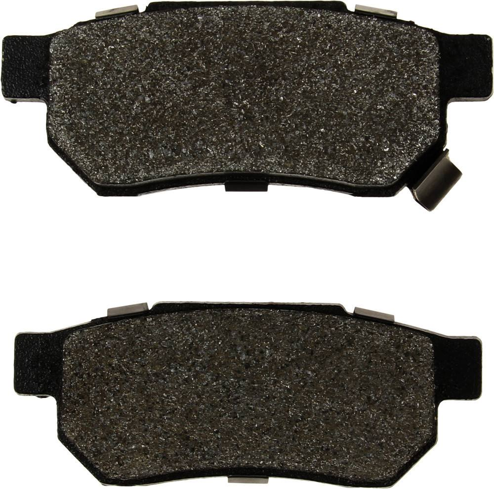 Meyle -  Semi Metallic Disc Brake Pad Set - WDX 520 03390 503