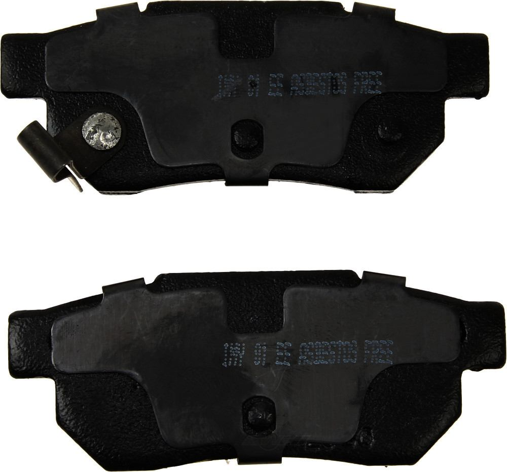 Meyle -  Semi Metallic Disc Brake Pad Set - WDX 520 03390 503