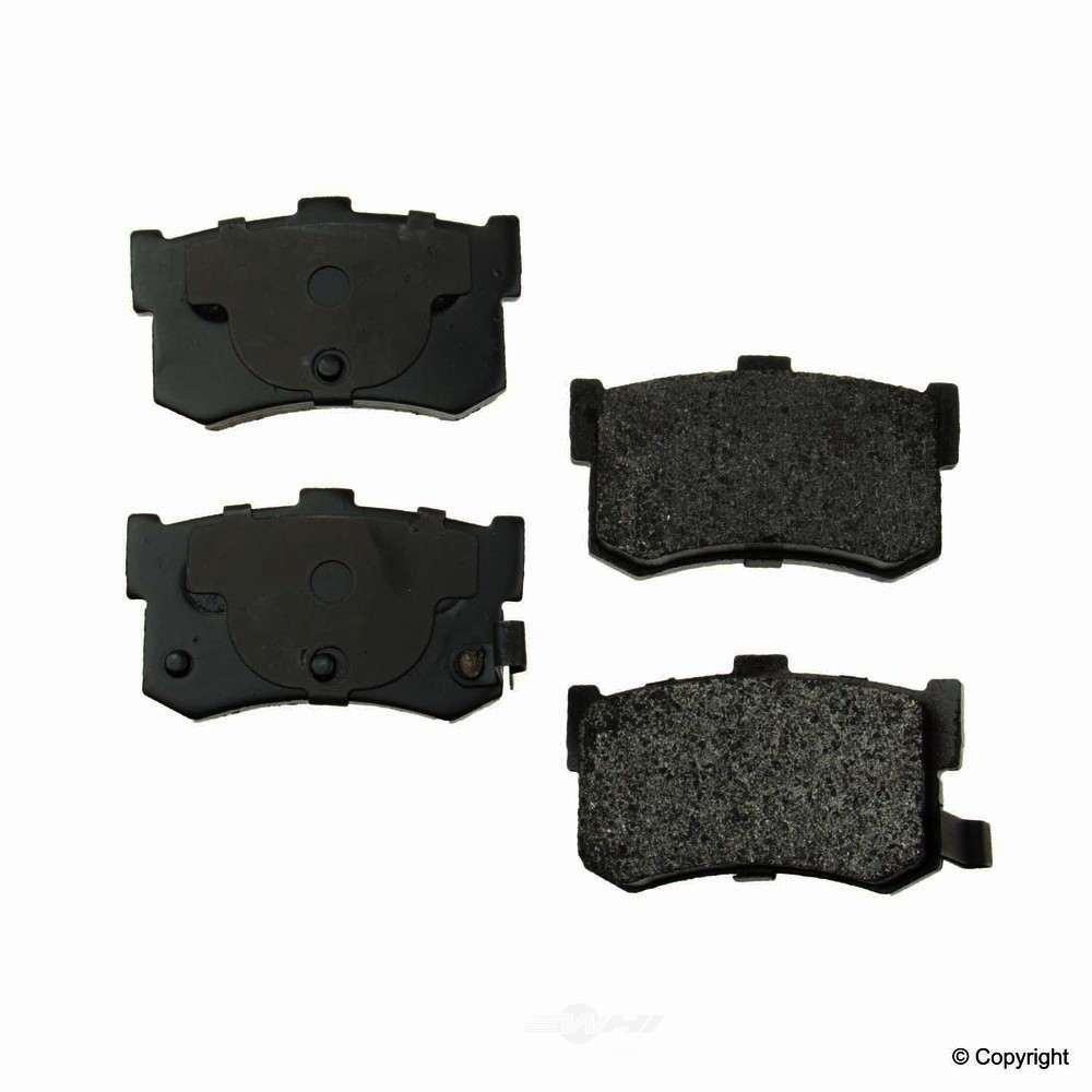 Original -  Performance Semi-Met Disc Brake Pad Set - WDX 520 03420 507