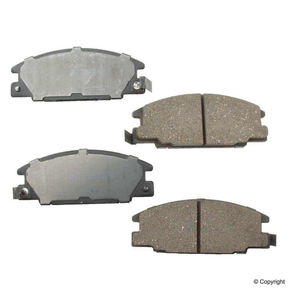 IMC MFG NUMBER CATALOG - Meyle Ceramic Disc Brake Pad Set (Front) - IMM 7347 D363 CRM