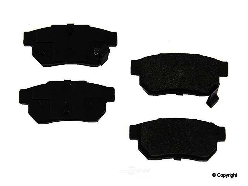 Original -  Performance Semi-Met Disc Brake Pad Set - WDX 520 03740 507