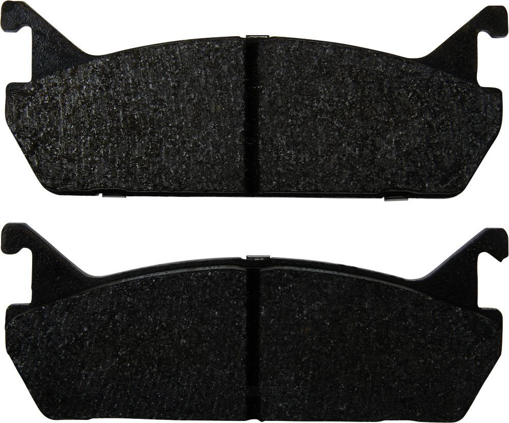 Original -  Performance Semi-Met Disc Brake Pad Set - WDX 520 04580 507