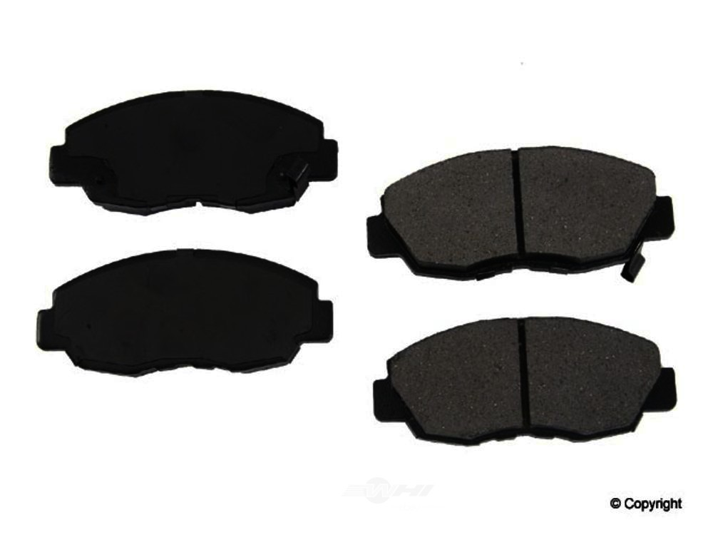 Original -  Performance Ceramic Disc Brake Pad Set - WDX 520 04650 508