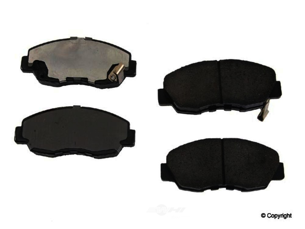 Genuine -  Disc Brake Pad Set - WDX 520 04650 001