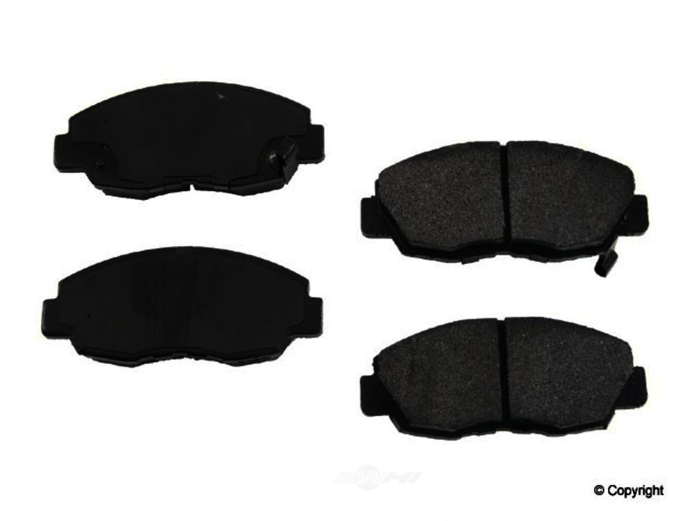 Original -  Performance Semi-Met Disc Brake Pad Set - WDX 520 04650 507
