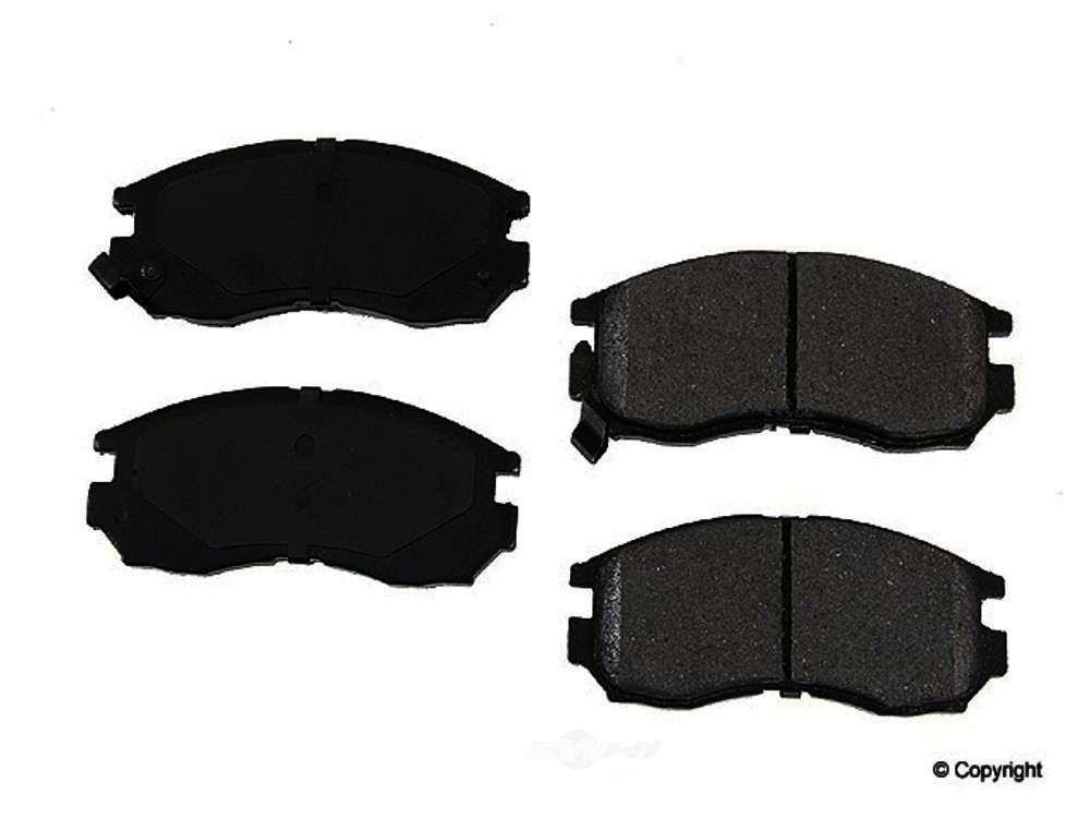 Original -  Performance Ceramic Disc Brake Pad Set - WDX 520 04840 508