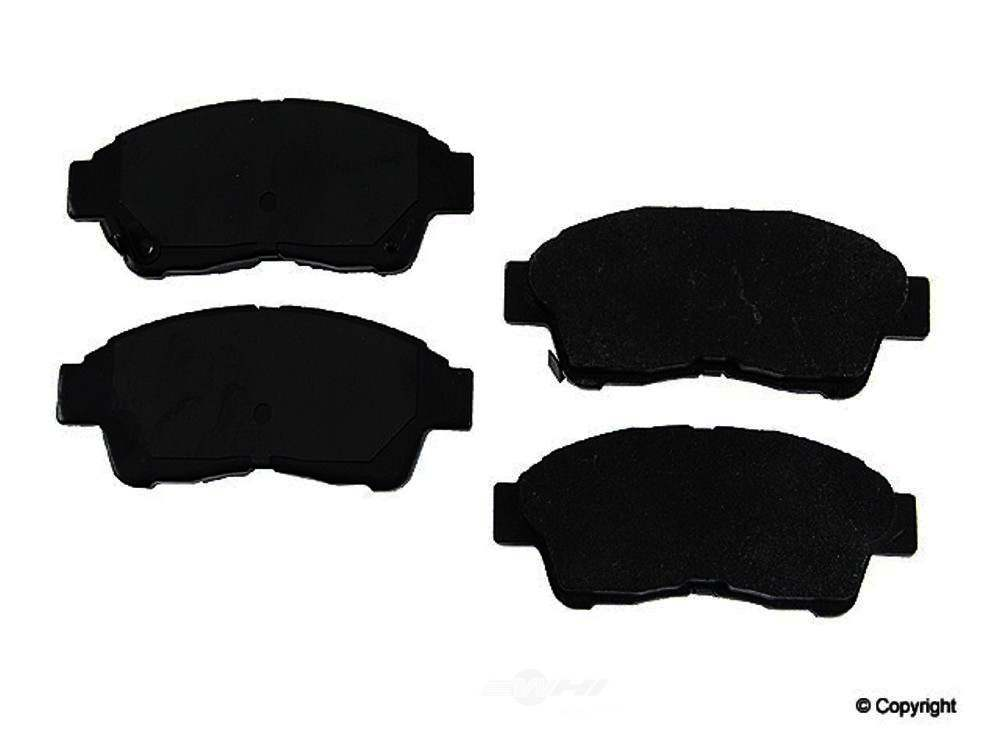 Original -  Performance Semi-Met Disc Brake Pad Set - WDX 520 05620 507