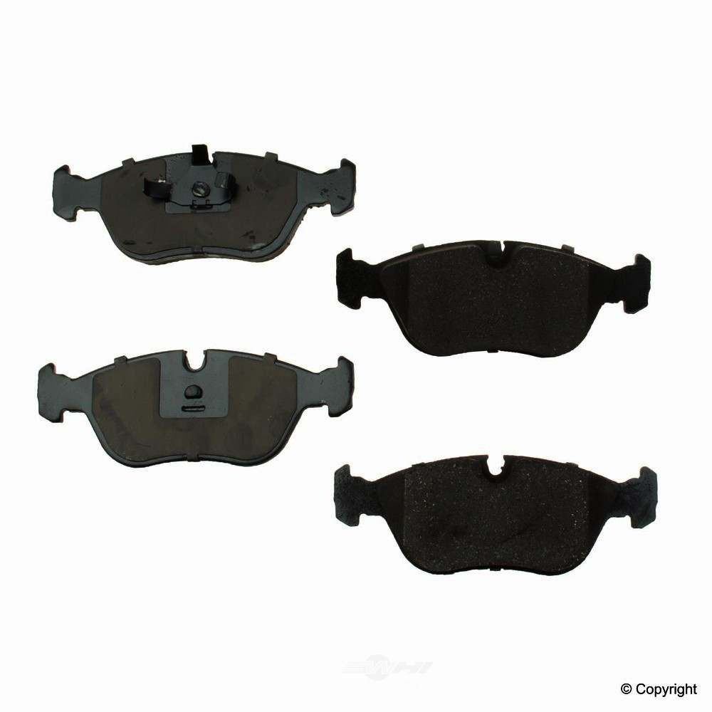 Original -  Performance Ceramic Disc Brake Pad Set (Front) - WDX 520 06181 508