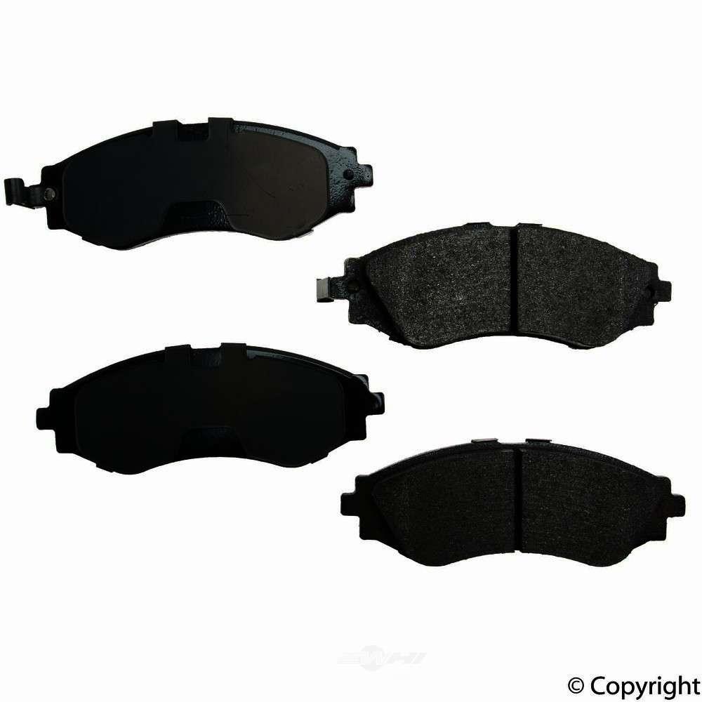 Original -  Performance Semi-Met Disc Brake Pad Set - WDX 520 07970 507