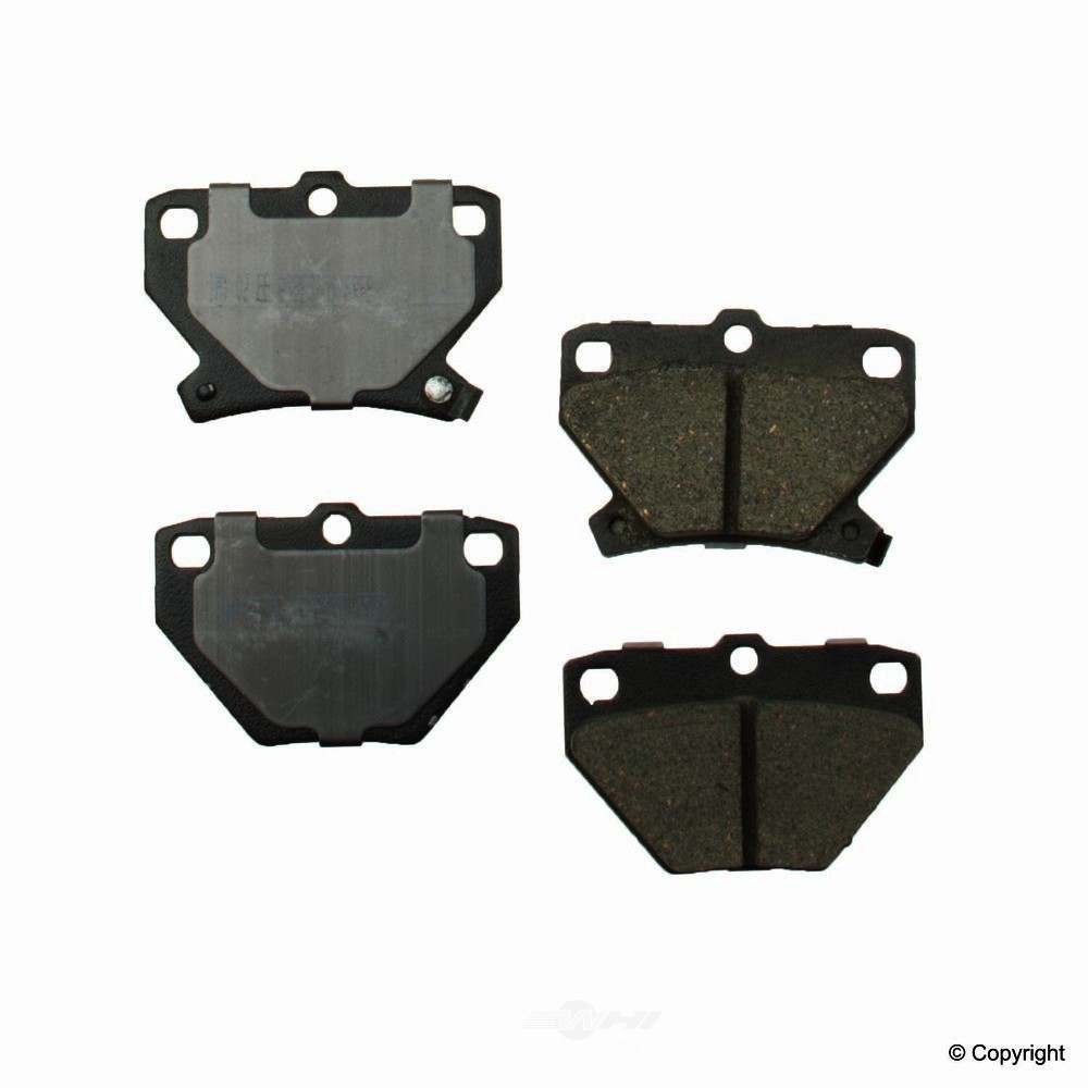 Meyle -  Ceramic Disc Brake Pad Set - WDX 520 08230 504