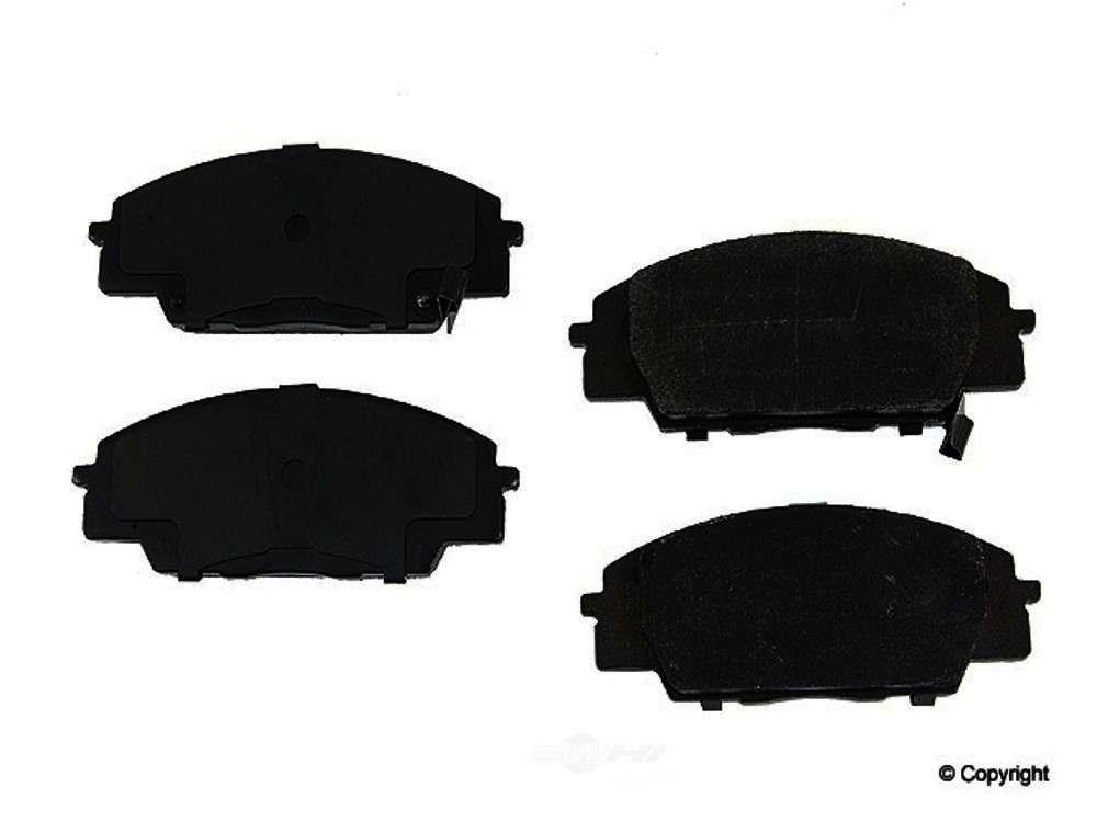 Original -  Performance Semi-Met Disc Brake Pad Set - WDX 520 08290 507