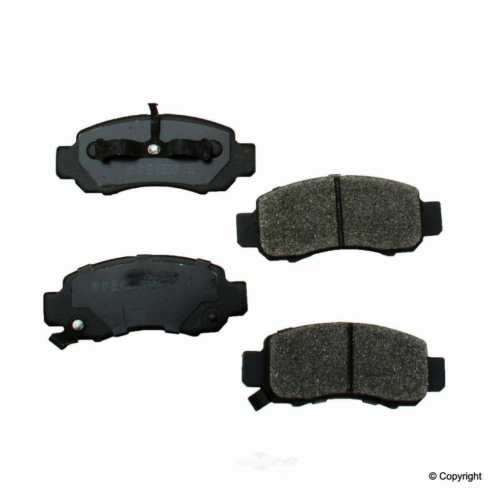 Meyle -  Semi Metallic Disc Brake Pad Set - WDX 520 08320 503