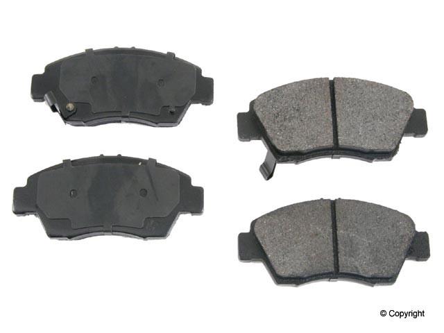 IMC - OPparts Semi Met Disc Brake Pad - IMC 520 09480 507