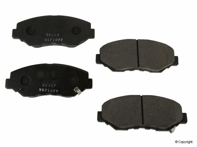 IMC - Nissin Disc Brake Pad - IMC 520 09140 064