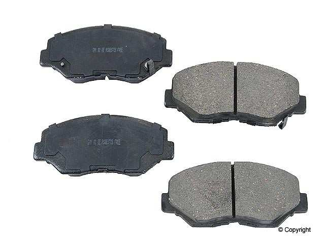 IMC - Meyle Ceramic Disc Brake Pad - IMC 520 09140 504
