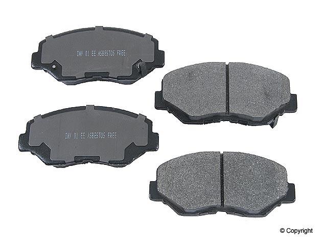 IMC - Meyle Semi Metallic Disc Brake Pad - IMC 520 09140 503