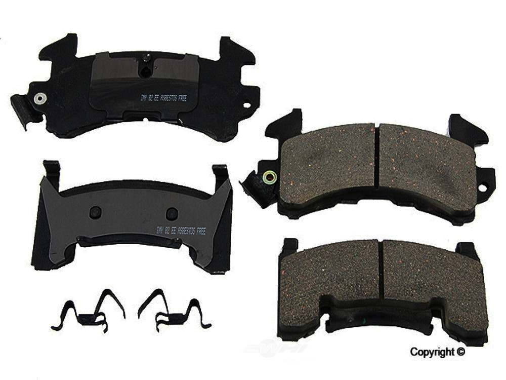 Meyle -  Ceramic Disc Brake Pad Set - WDX 520 01540 504
