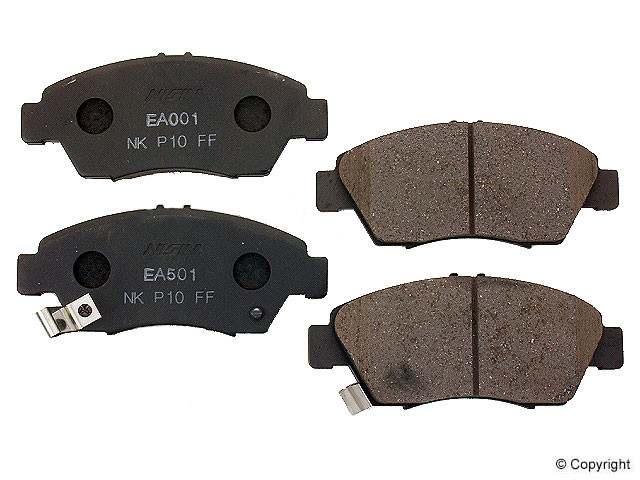 IMC - Nissin Disc Brake Pad - IMC 520 09480 064
