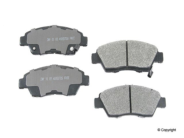 IMC - Meyle Semi Metallic Disc Brake Pad - IMC 520 09480 503