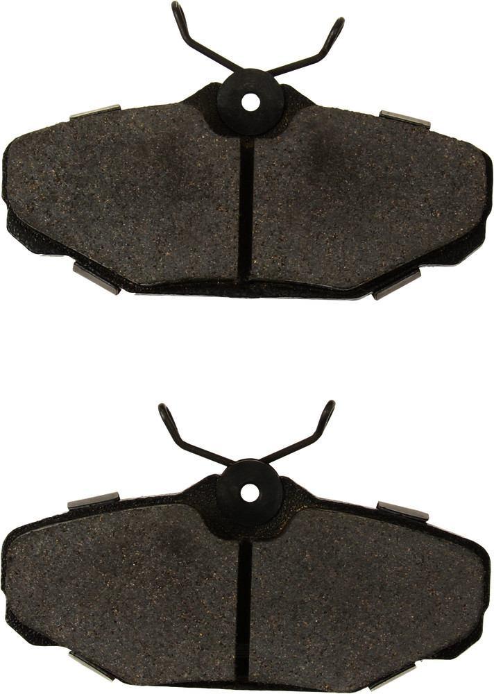 Original -  Performance Ceramic Disc Brake Pad Set - WDX 520 06100 508