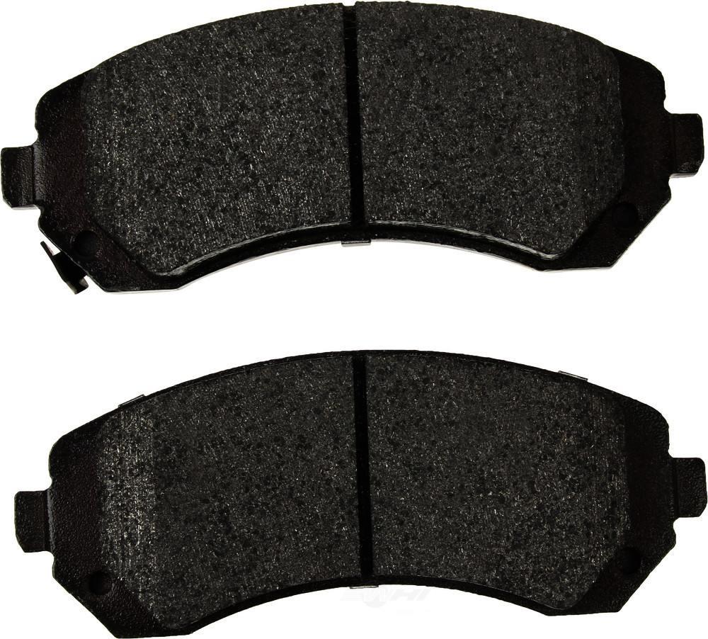 Original -  Performance Semi-Met Disc Brake Pad Set - WDX 520 08440 507