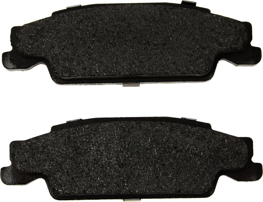 Original -  Performance Semi-Met Disc Brake Pad Set - WDX 520 09220 507