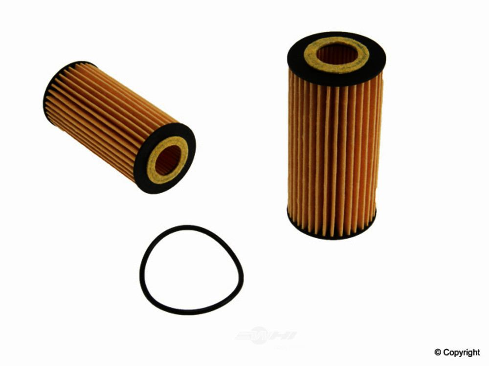 Hengst -  Engine Oil Filter Engine Oil Filter - WDX 091 54042 045